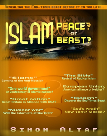 Islam, Peace or Beast (Paperback) by Simon Altaf